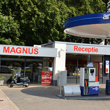 Autobedrijf magnus honda dealer voor berg dal en regio for Honda dealerships in ri